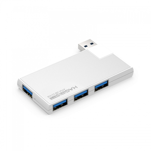 180 Degree Rotation USB 3.0 HUB
