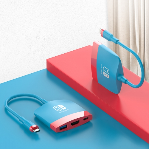 Switch USB-C Docking Station